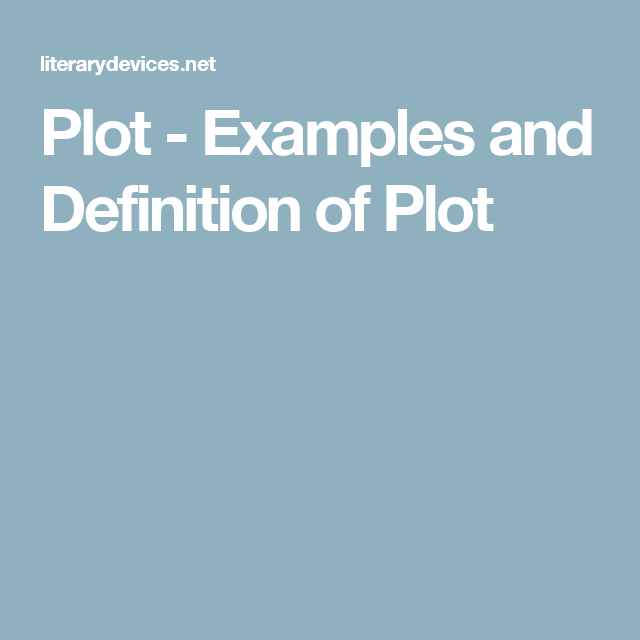 example of short story with literary devices