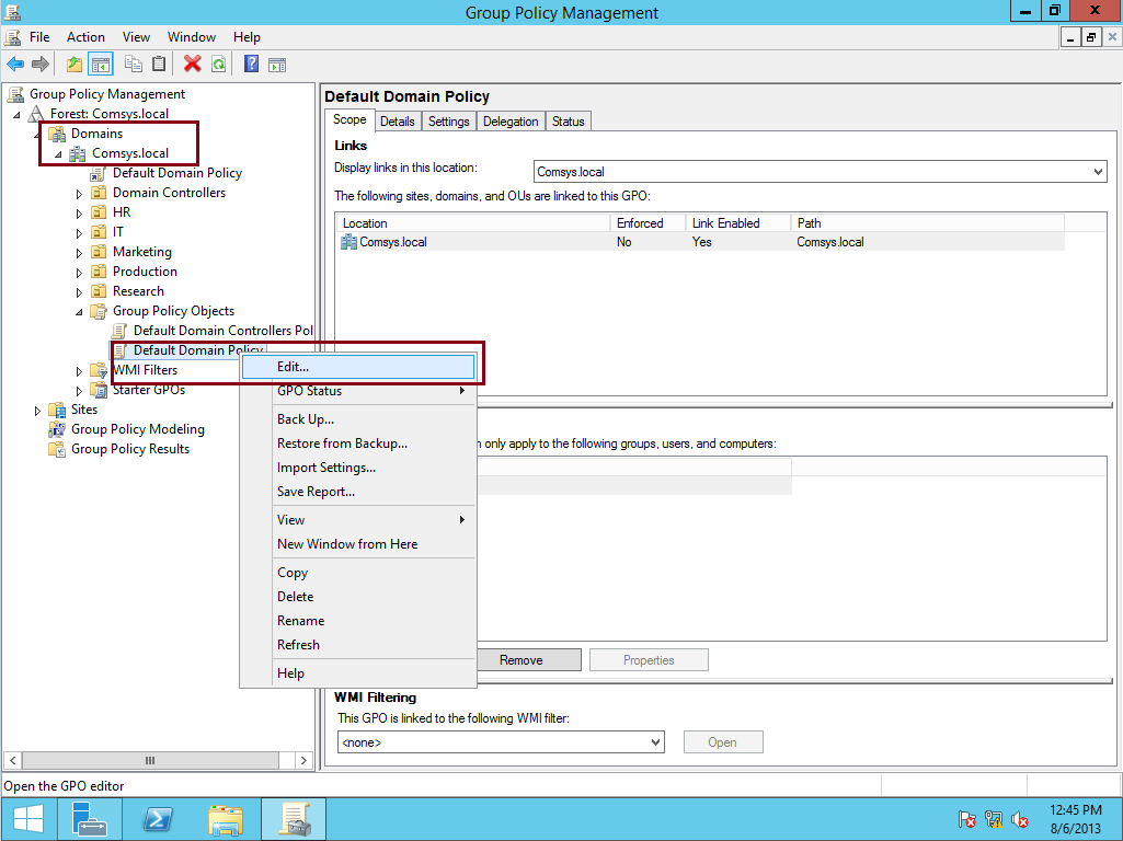 sql server 2008 group by having example