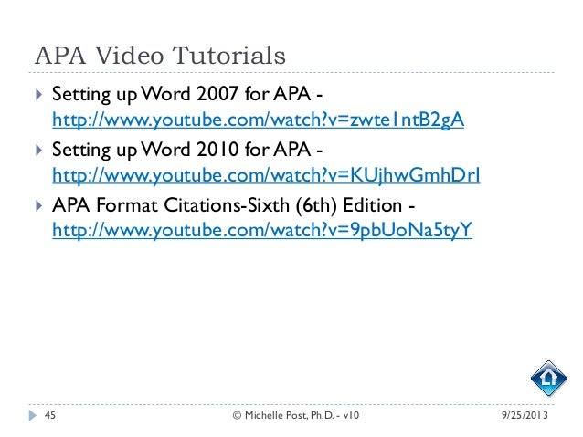 how to cite a movie apa example