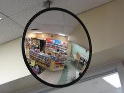 real life example of convex lens