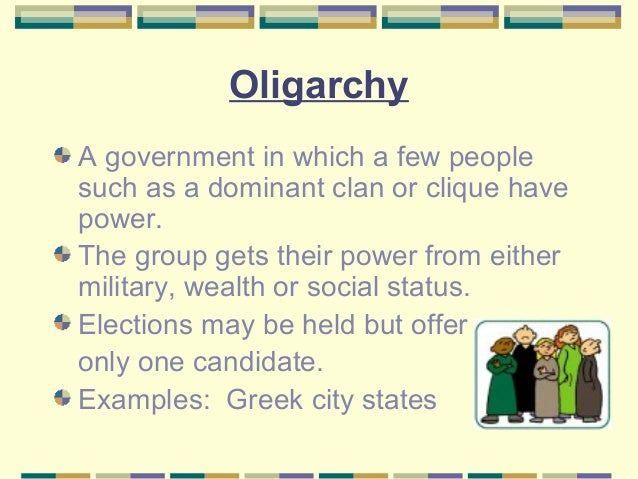 what is a federal system of government give an example